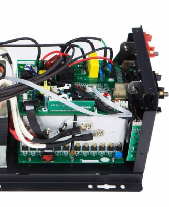 Power inverter charger PCB circuit board replacement parts for repair